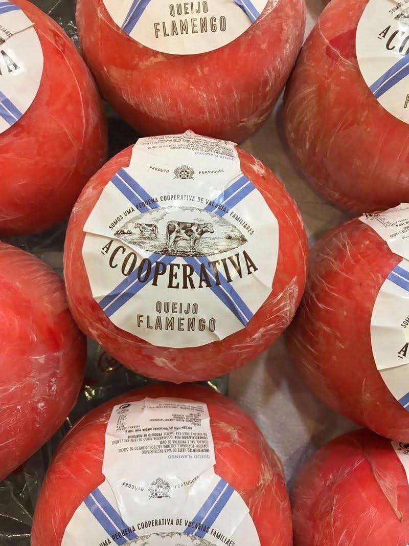 Cooperativa Pingo de Leite lança marca de queijo flamengo