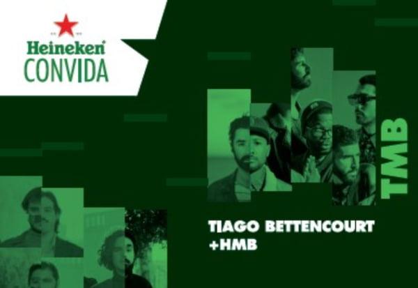 Heineken volta a promover música nacional