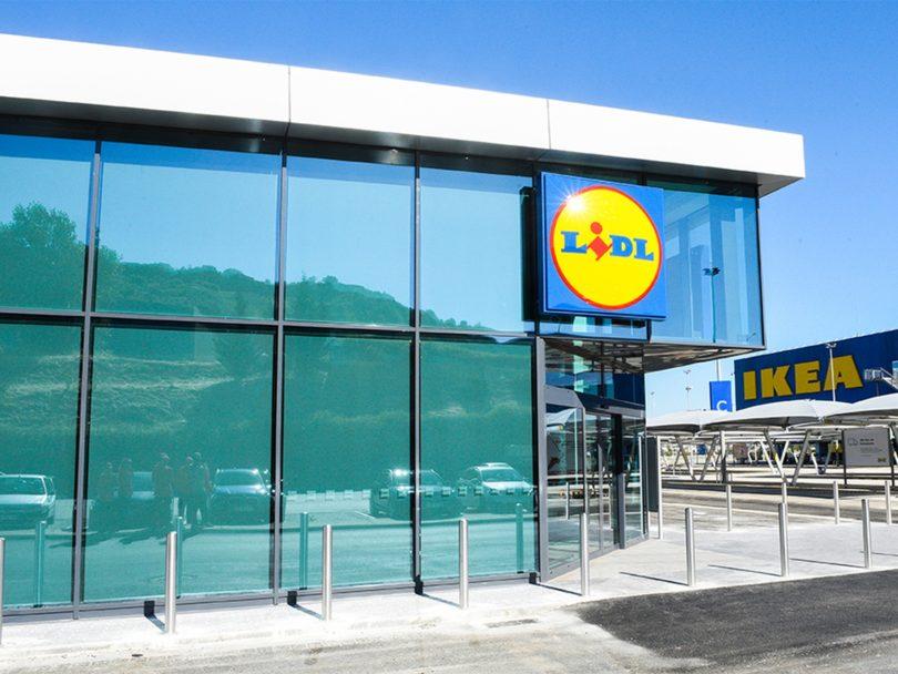 Lidl abre loja junto à IKEA Loures