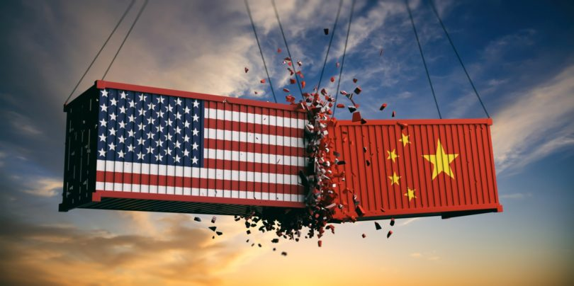Guerra comercial deixa os EUA e a China em pior situação