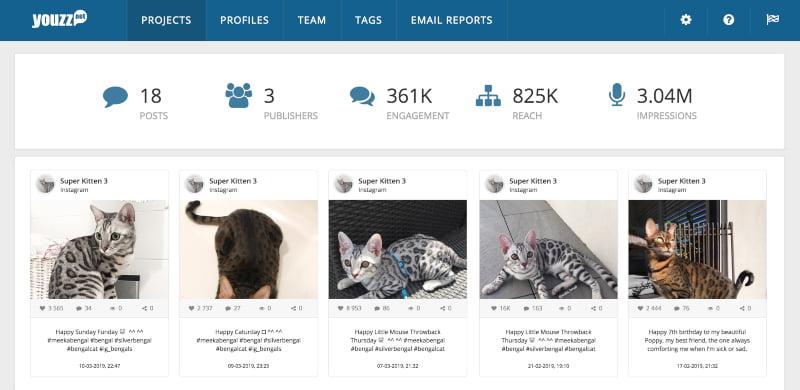 Youzz lança software de gestão de influenciadores