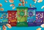 Snacks Urban Nature têm nova embalagem