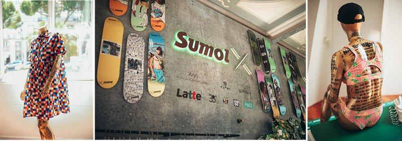 Sumol lança coleção limitada 'Sumol X' em parceria com marcas portuguesas