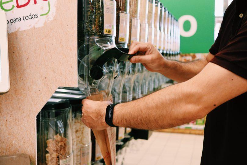 Auchan com produtos biológicos da JusteBio