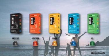 Bogani lança cápsulas de café 'amigas do ambiente'