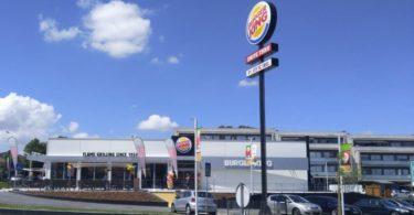 Burger King abre em Braga