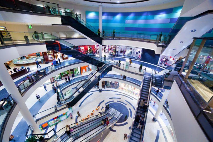 Centros comerciais investem na experiência do cliente