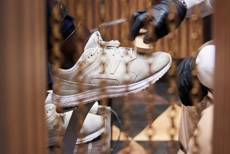 Dr. Shoes lança novo serviço de limpeza de ténis no El Corte Inglés