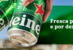 Heineken lança uma nova lata em Portugal