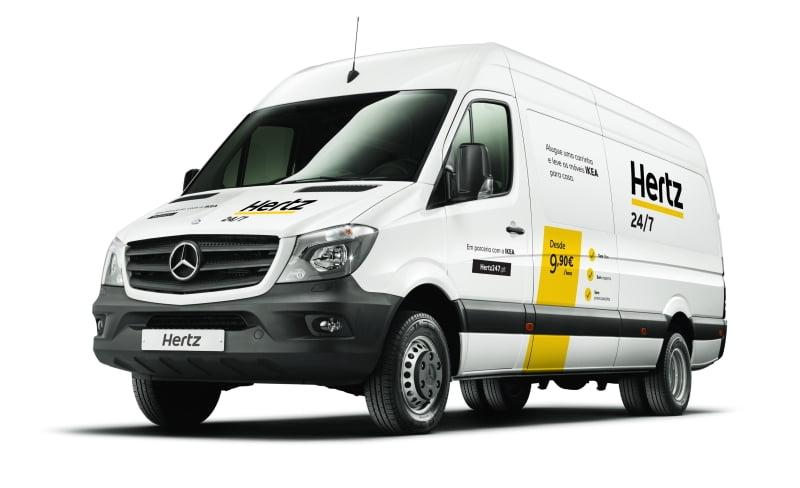 Ikea e Hertz: unidos pela conveniência