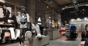 Loja Adidas abre no Forum Coimbra