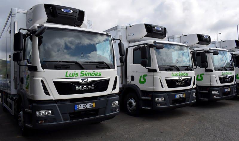 Luís Simões investe 3,5 milhões de euros na renovação da frota de frio