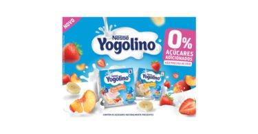 Yogolino lança referências sem açúcares adicionados