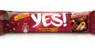 Nestlé lança snacks YES! em embalagens de papel reciclável