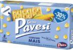 Novas Gran Pavesi Crackers de milho são da Ferbar