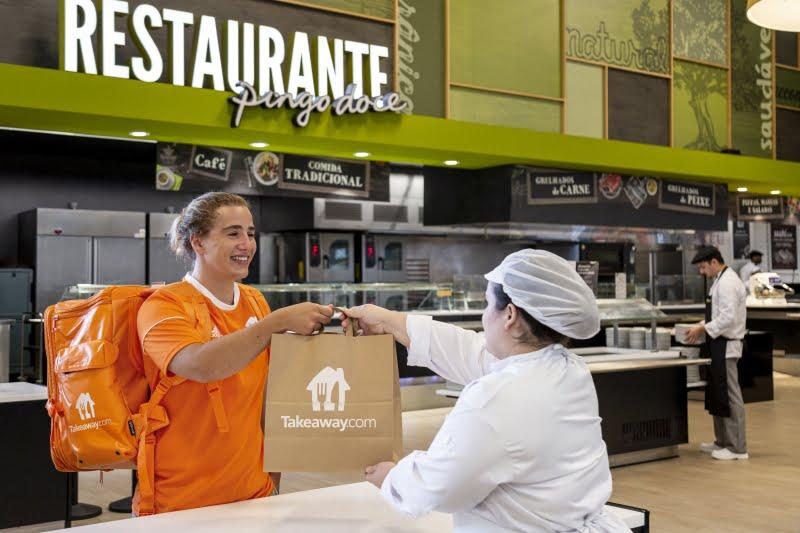 Pingo Doce inicia entrega de refeições ao domicílio