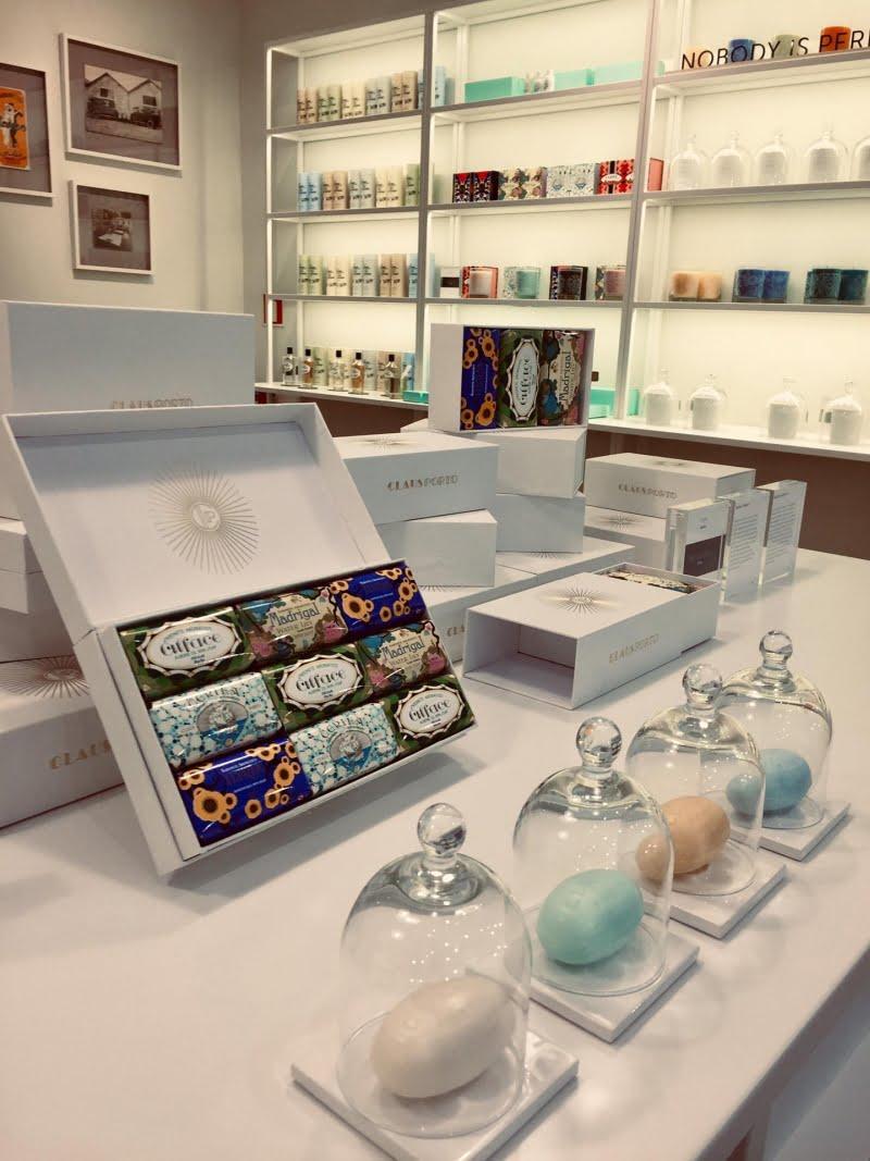 Primeira loja outlet da Claus Porto abre no Vila do Conde Porto Fashion Outlet