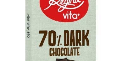 Regina lança chocolates feitos apenas com ingredientes biológicos