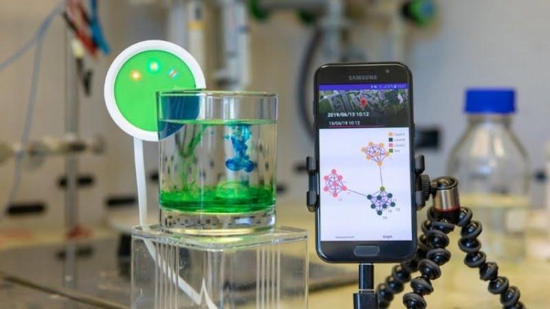 IBM cria 'língua eletrónica' com IA que deteta bebidas contrafeitas