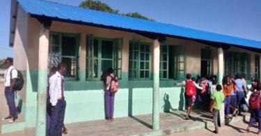 Compal inicia construção de duas escolas em Moçambique
