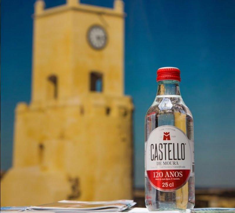 Água Castello celebra 120 anos com exposição no Castelo de Moura