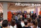 Primeira loja física AliExpress na Europa já abriu