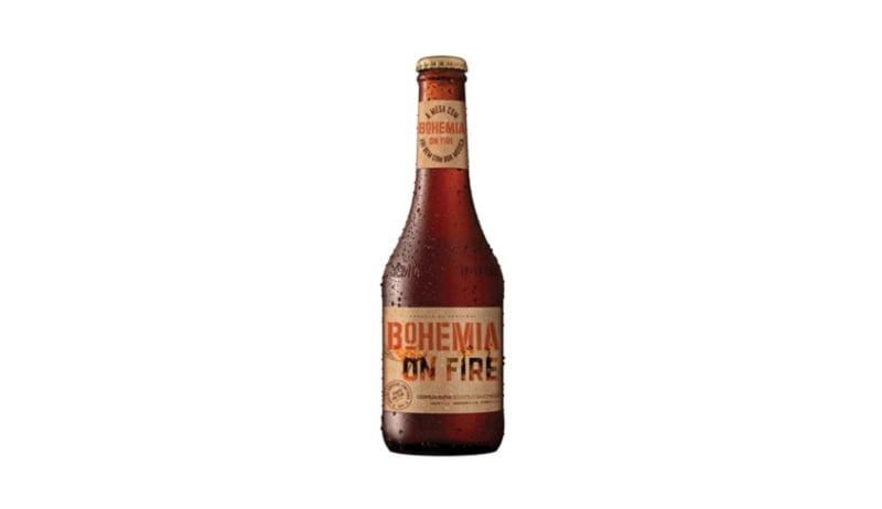 Bohemia lança edição limitada 'On Fire'
