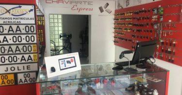 Chaviarte abre loja na Venda do Pinheiro