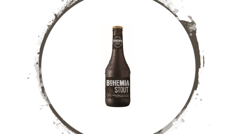 Chegou a nova Bohemia Stout