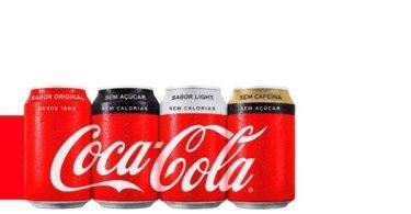 Coca-Cola European Partners poupa 4 mil toneladas com eliminação de plástico em multi-embalagens