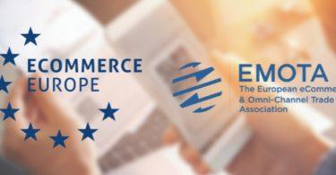 Ecommerce Europe e EMOTA unem-se para o setor de comércio digital