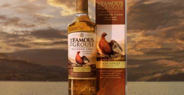 Famouse Grouse em Bourbon Cask