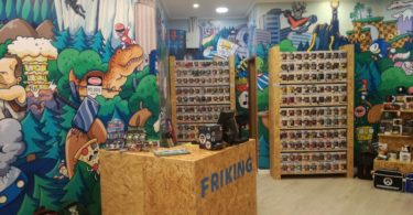 Friking abre loja pop up no Alma Shopping