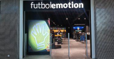 Alameda Shop & Spot recebe loja dedicada ao futebol