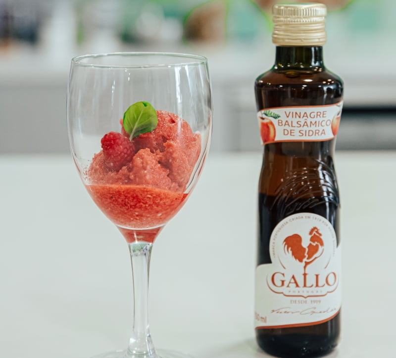 Gallo lança gama de vinagres de sidra