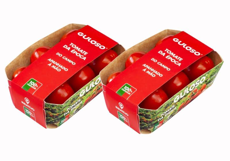 Guloso partilha tomate fresco no Pingo Doce