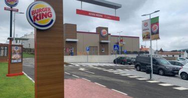 Há um Burger King em Vila Nova de Cerveira