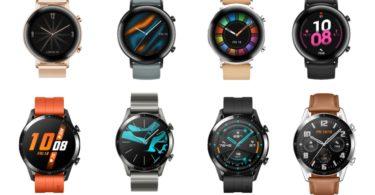 Huawei lança novos smartwatches