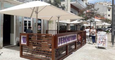 Jeronymo chega à Foz do Douro
