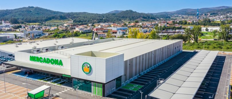 Já há um supermercado Mercadona em Barcelos