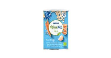 Nestlé lança novos snacks biológicos para bebés