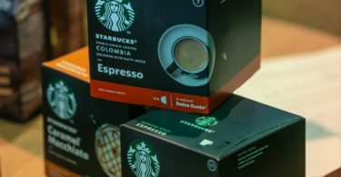 Nestlé lança café Starbucks para o lar