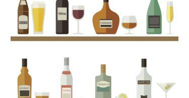 Preços das Preços das bebidas alcoólicas alcoólicas em Portugal acima da média europeia
