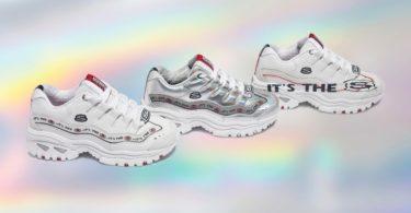 Skechers lança edição limitada para celebrar os 20 anos dos Skechers Energy