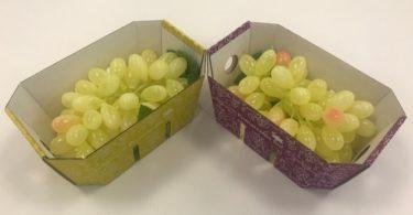 Smurfit Kappa cria embalagem 'amiga do ambiente' para uvas