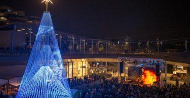 Sonae Sierra distinguida por árvore de Natal animada por Inteligência Artificial