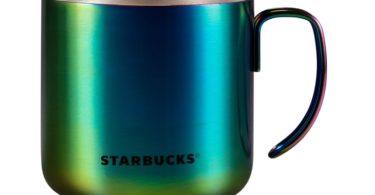 Starbucks lança novos acessórios para bebidas