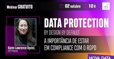 Que impacto tem a proteção de dados na sua organização?