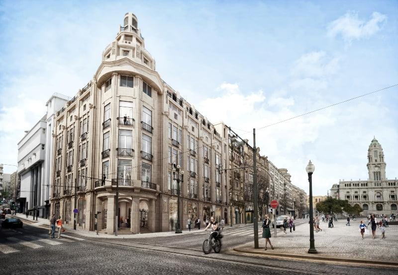 Cushman & Wakefield vende quatro lojas na Avenida dos Aliados por 15,7 M€