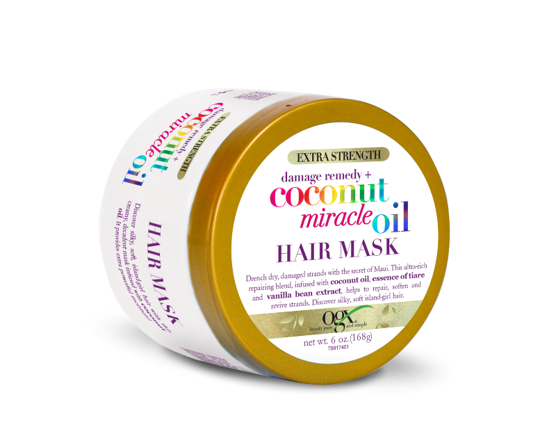 OGX lança gama Coconut Miracle Oil
